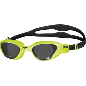 arena The One Gafas, smoke-lime-black